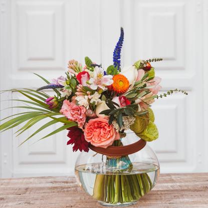 Imagem de Aquário de Flores