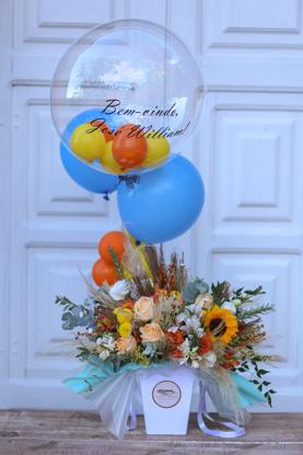 Imagem de Balloon White Bag